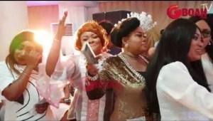 Video: Mide Martins, Dayo Amusa, Iyabo Ojo, Faithia Balgoun Dance Like Queens At Mercy Aigbe